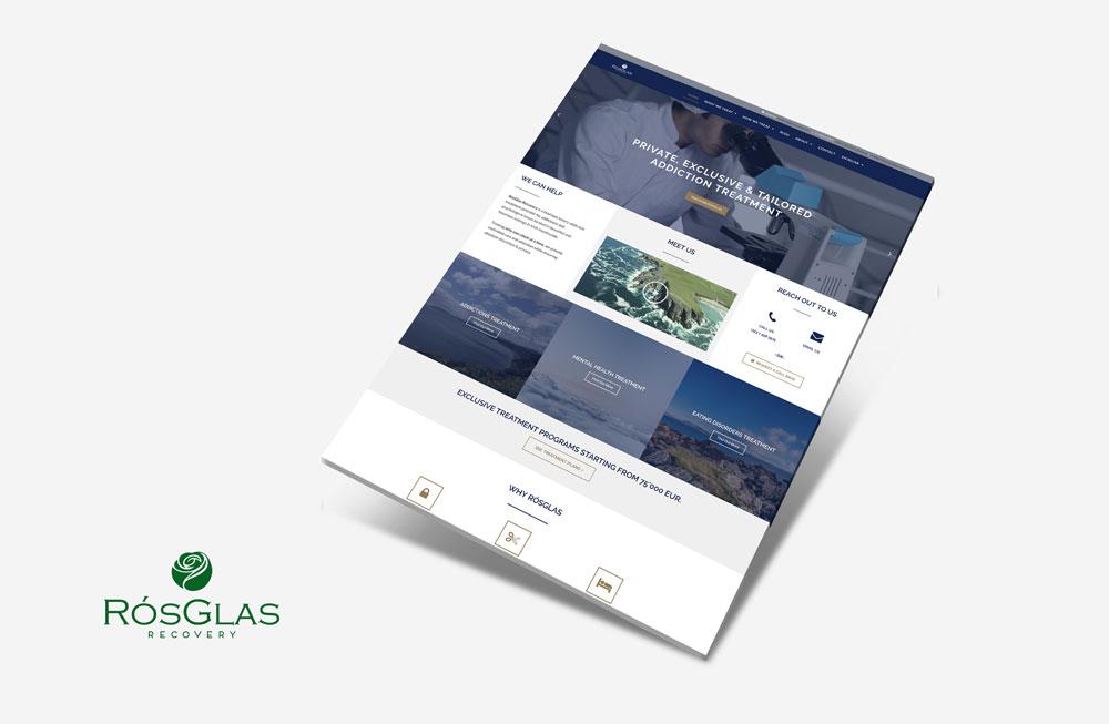 web design and development services at Sinkus Studio 1